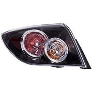 ACI MAZDA 3 03- 6/06- zadní světlo vnější černé komplet 5dv. L