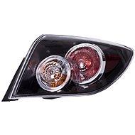 ACI MAZDA 3 03- 6/06- zadní světlo vnější černé komplet 5dv. P