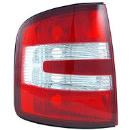 ACI ŠKODA FABIA 05- rear light (without sockets) Sedan, combi L - Taillight