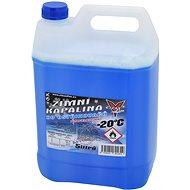 Clean Fox Zimní směs do ostřikovačů (-20°C) 5L - Voda do ostřikovačů