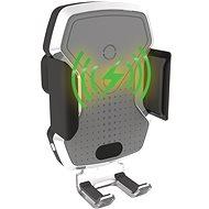 COMPASS LUKE-X bezdrátové nabíjení 10W dark grey - Držák na mobilní telefon