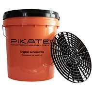 Pikatec Washing bucket with protective grille - Bucket