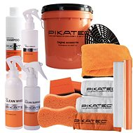 Pikatec Bucket with FULL accessories - Car Cosmetics Set