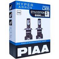 PIAA Hyper Arros Gen3 LED náhrady autožárovek H4 6000K - LED autožárovka