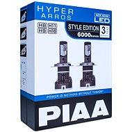 PIAA Hyper Arros Gen3 LED náhrady autožárovek H8/H9/H11/H16 6000K - LED autožárovka