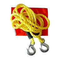 COMPASS Tow Rope with Carabiners, 3000kg - Tow Rope