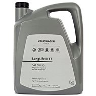 Original engine oil VW 0W30 LONGLIFE III FE, 5l - Motor Oil