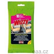 Arexons WIZZY - Na odstranění skvrn v interiéru,Flowpack - 10 utěrek - Čisticí ubrousky