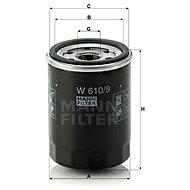 MANN-FILTER W610/9 pro vozy TOYOTA