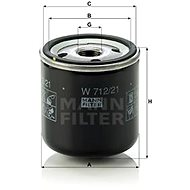 MANN-FILTER W712/21 pro vozy TALBOT