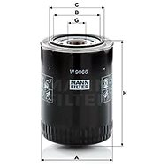 MANN-FILTER W9066 for MITSUBISHI cars