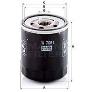 MANN-FILTER W7061 pro vozy MAZDA