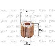 VALEO 586581 pro vozy LEXUS;TOYOTA - Olejový filtr