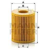 MANN-FILTER HU7009z pro vozy LEXUS;TOYOTA
