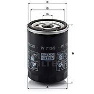 MANN-FILTER W713/9 pro vozy LAND ROVER