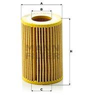 MANN-FILTER HU712/9x pro vozy HONDA