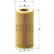 MANN-FILTER HU719/8x pro vozy FORD;VOLVO