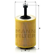 MANN-FILTER HU719/7x pro vozy AUDI;DODGE;FORD;CHRYSLER;JEEP;MITSUBISHI;SEAT;SKODA;VW