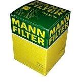 MANN-FILTER W811/80 pro vozy FORD, HYUNDAI,, KIA, MAZDA, MITSUBISHI, OPEL, SMART, SUBARU - Olejový filtr