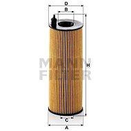 MANN-FILTER HU721/5x pro vozy ALPINA;BMW - Olejový filtr
