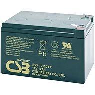 CSB EVX12120 F2, baterie 12V, 12Ah - Trakční baterie