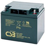 CSB EVX12400, baterie 12V, 40Ah - Trakční baterie