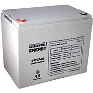 GOOWEI ENERGY 6-EVF-80, baterie 12V, 80Ah, ELECTRIC VEHICLE - Trakční baterie