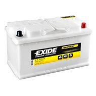 EXIDE EQUIPMENT ET550 , baterie 12V, 80Ah