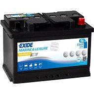 EXIDE EQUIPMENT GEL ES650, baterie 12V, 56Ah