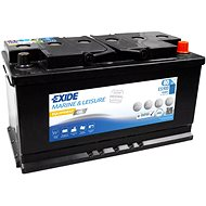 EXIDE EQUIPMENT GEL ES900, Battery 12V, 80Ah - Electric-Vehicle Battery