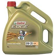 Castrol EDGE 0W-20 LL IV Fluid TITANIUM, 4l - Motor Oil