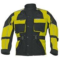 ROLEFF Taslan černá/žlutá   XL - Bunda na motorku