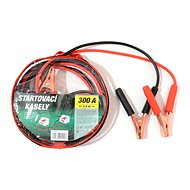 COMPASS Startovací kabely 300A  2,5m zipper bag - Startovací kabely