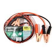 COMPASS Startovací kabely 500A  2,5m zipper bag - Startovací kabely