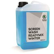 Škoda Winter washer fluid, 3l - Windshield Wiper Fluid
