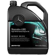 Mercedes Benz AMG 229.5 0W-40; 5L - Motorový olej