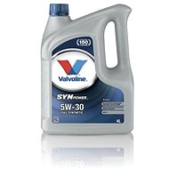 Valvoline SYNPOWER XL- III C3 5W-30, 4l - Motorový olej