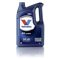 Valvoline ALL CLIMATE 5W40, 5l