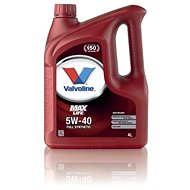 Valvoline MAX LIFE SYNTHETIC 5W40, 4l