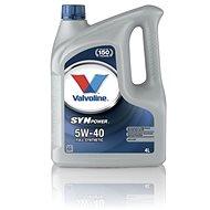Valvoline SYNPOWER 5W-40, 4l - Motorový olej