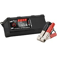 COMPASS Microprocessor Charger 4Amp 12V PB/GEL/AGM/LiFePO4 LCD Display - Car Battery Charger
