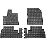 RIGUM CITROEN Berlingo 18- gumové koberečky černé (sada 4ks)