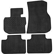 RIGUM BMW X4 G02, 18- gumové koberečky černé (sada 4 ks)