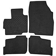 RIGUM MITSUBISHI Space Star 18- gumové koberečky černé (sada 4ks)