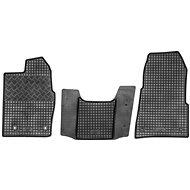 RIGUM FORD Custom 18- gumové koberečky černé (2/3m, manuál) - Autokoberce
