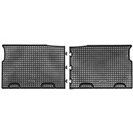 RIGUM MER V-KLASS 14- gumové koberečky černé (pro 2. řadu sedadel, sada 2 ks)