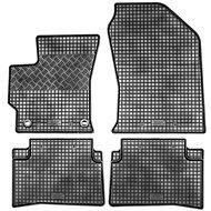 RIGUM TOYOTA Corolla HB/Kombi 18- gumové koberečky černé (sada 4 ks)