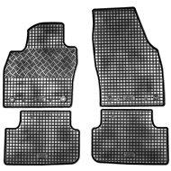 RIGUM VW T-ROC 19- gumové koberečky černé (sada 4 ks)