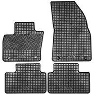 RIGUM VOL XC40, 18 gumové koberečky černé (sada 4 ks)