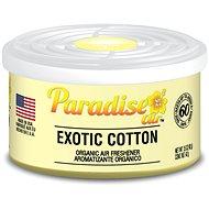 Paradise Air Organic Air Freshener, vůně Exotic Cotton